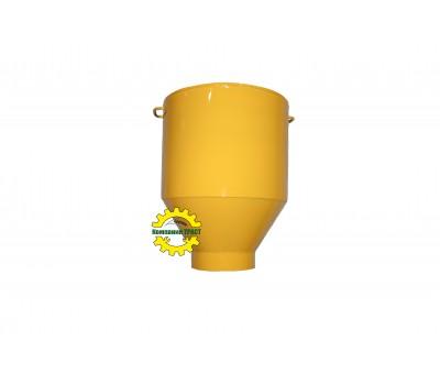 Бункер сено-солома